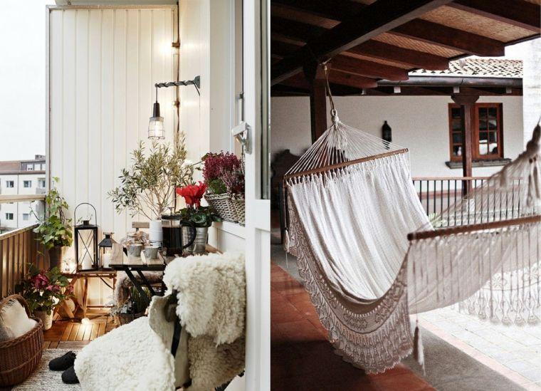 Ideas para decorar terrazas de manera econ mica for Terrazas vintage