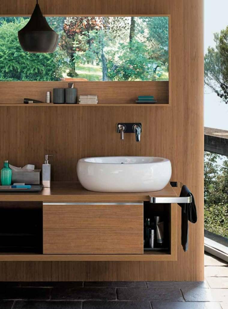 estupendo diseño conjunto baño