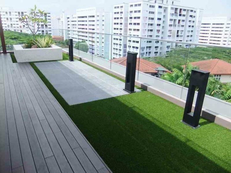 estupendo diseo suelo terrazas