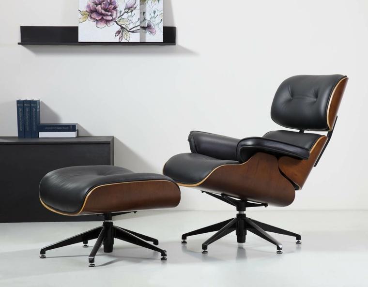 estupendo sillón dos piezas