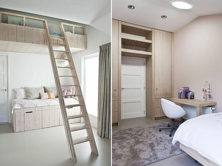 estupendo diseño muebles madera