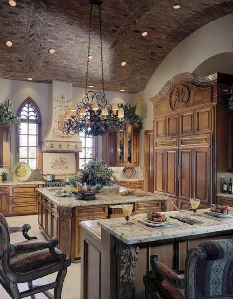 Decoracion cocinas rusticas antiguas - Fotos de cocinas antiguas ...