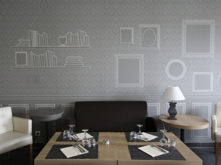 Papeles pintados para pared ideas de disenos - Papeles para paredes ...