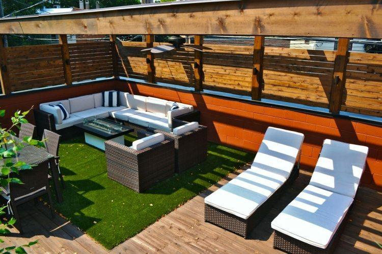 estupendo balcón diseño moderno