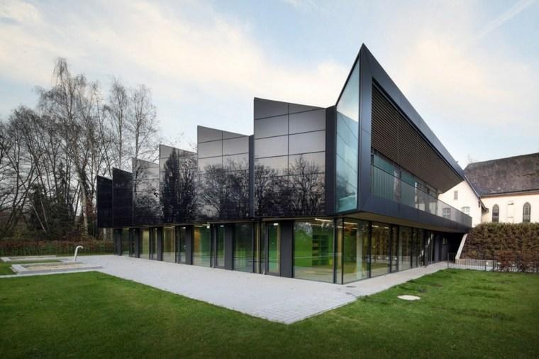 Maravillosa  Casas De Madera Para Jardin #5: Fachadas-modernas-casas-vidrio.jpg