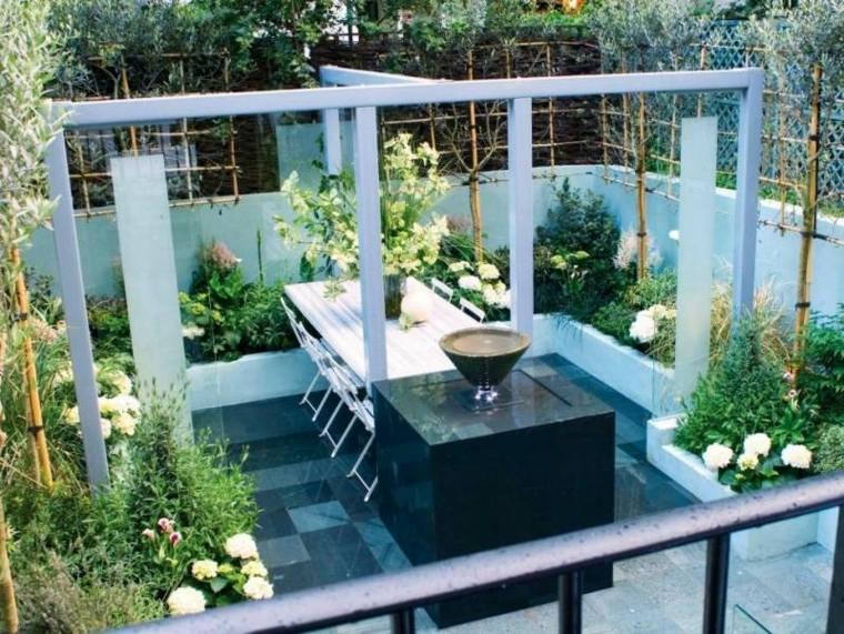 flores plantas balcon flores blancas ideas