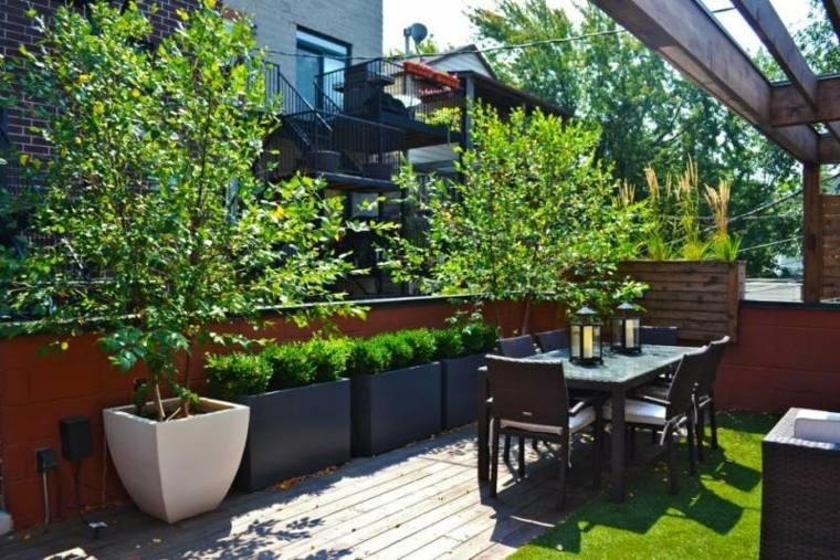 Flores bonitas y plantas para el balc n o la terraza - Macetas para balcones ...