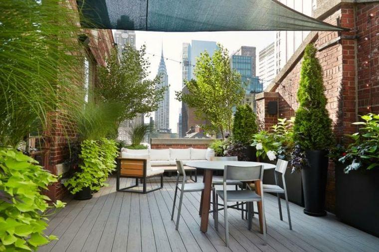 flores bonitas y plantas para el balc n o la terraza. Black Bedroom Furniture Sets. Home Design Ideas