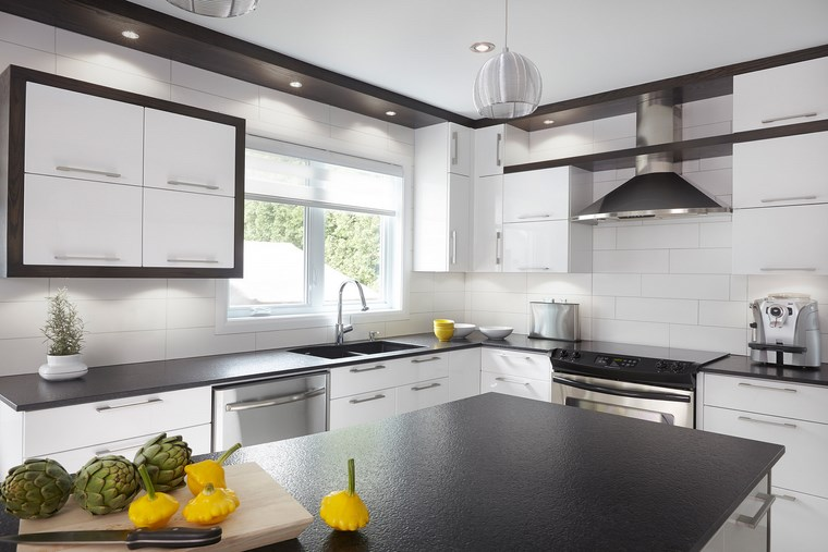 Forma cocinas m s de 50 dise os de cocinas en l for Cocinas diseno 2016