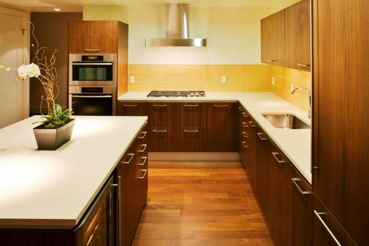 Forma cocinas: más de 50 diseños de cocinas en L