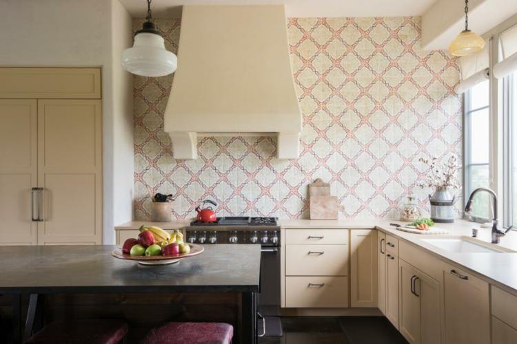 ideas cocinas maderas diseño paredes