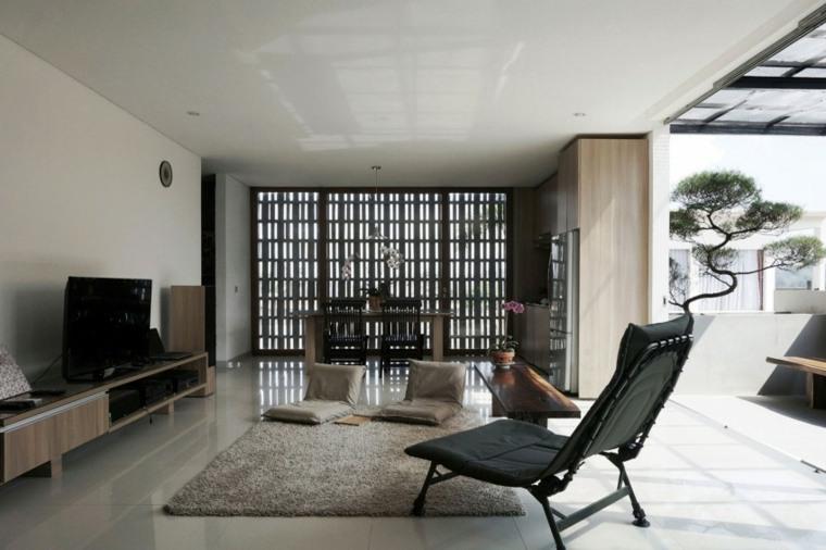 Ideas decoracion interiores 50 salones best free - Interiores de salones ...
