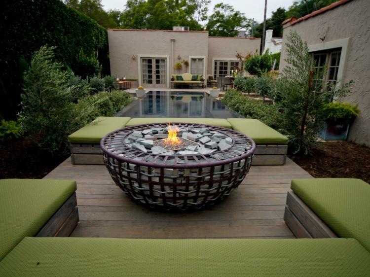 ideas detalles modernos jardines soluciones amplio