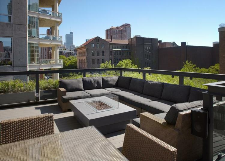 Jardineras para terrazas ideas para detalles naturales - Terrazas en azoteas ...
