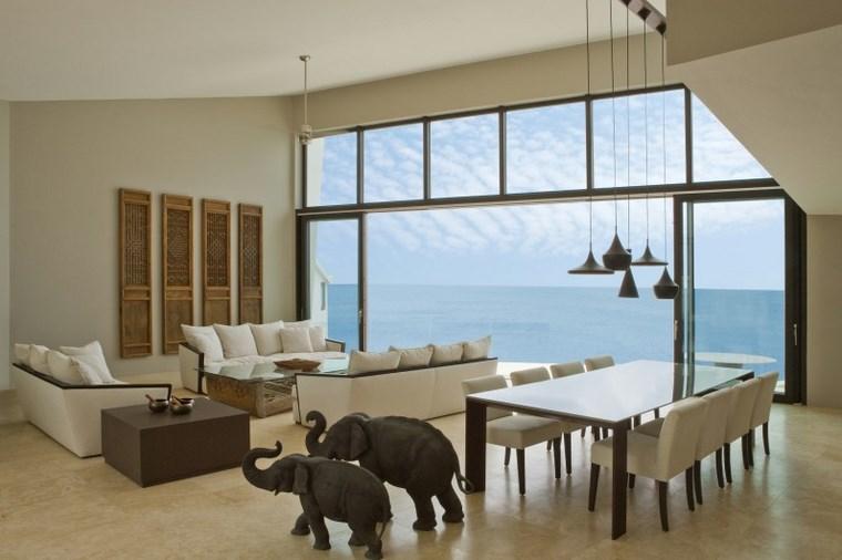 imágenes de salones elefantes decorando ideas
