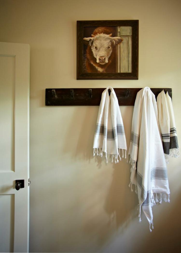 interiores casas de campo soluciones vacas cuadro