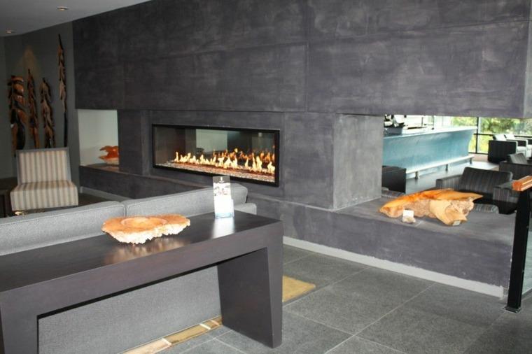 interiores chinmenea estilo cemento industrial