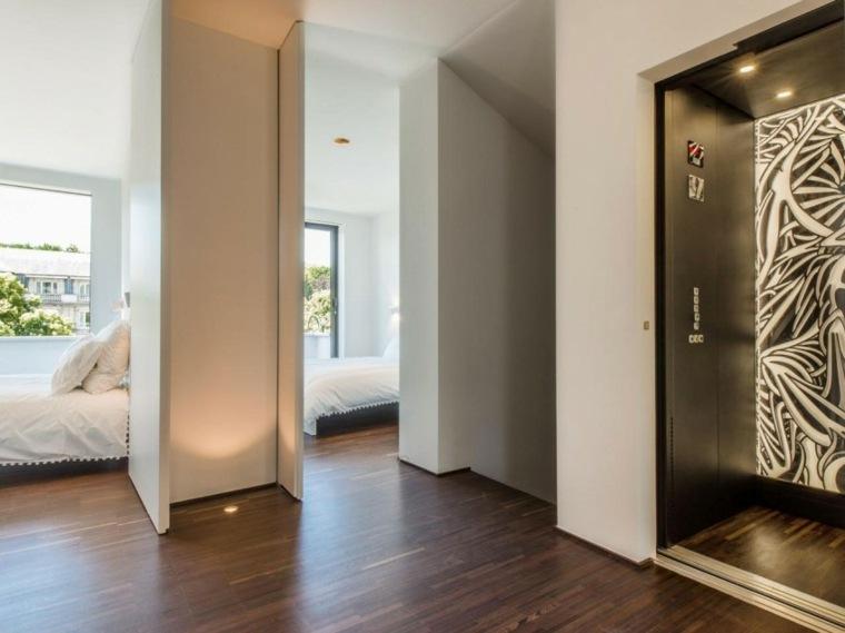 interiores diseño estilo moderno