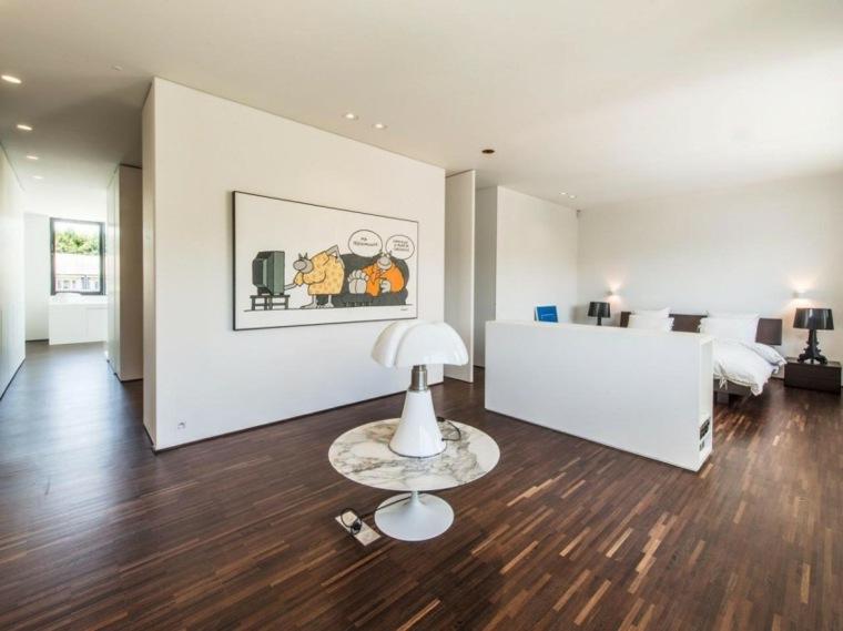 interiores estilo moderno diseño AAbe
