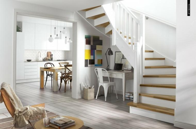 interiores modernos estilo escandinavo