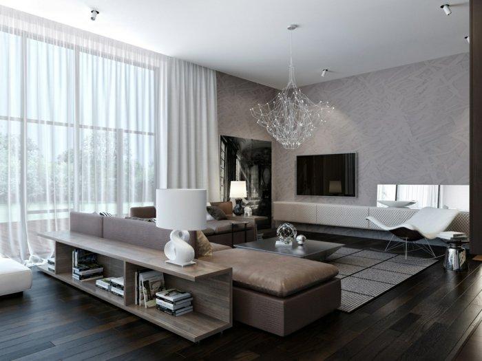 invierno decoracion salones dorados interiores suelos