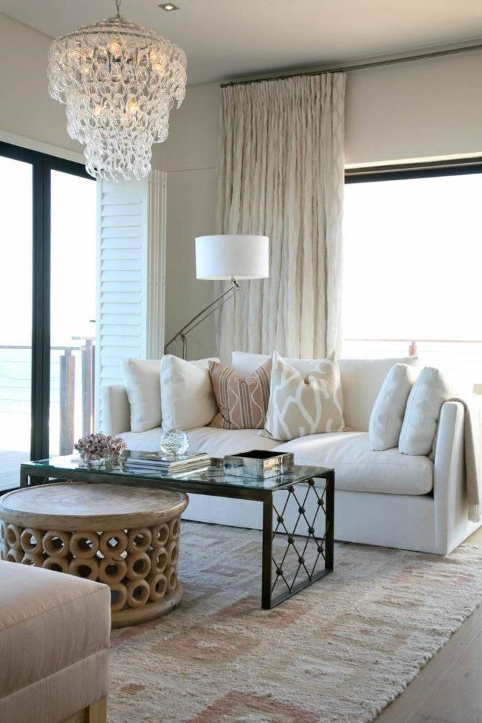 invierno decoracion salones muebles diseño colgantes