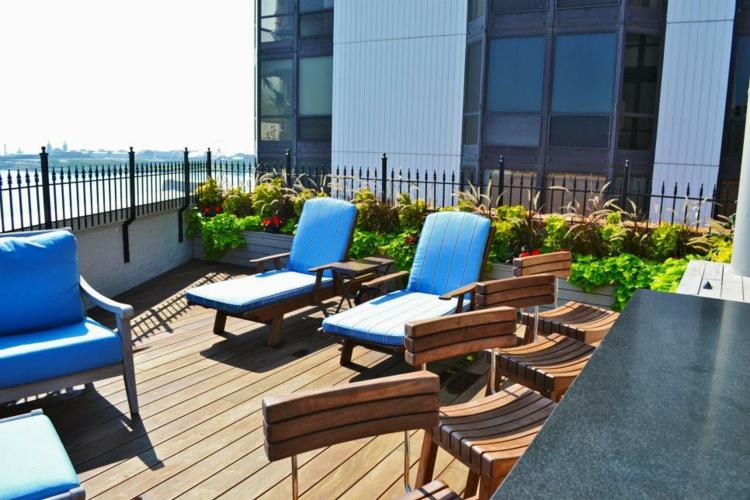 jardineras para terrazas diseños variados ciudad