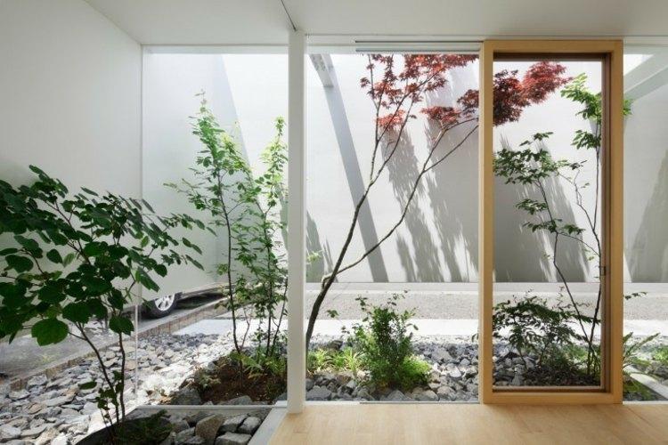 jardines modernos estilo japonés