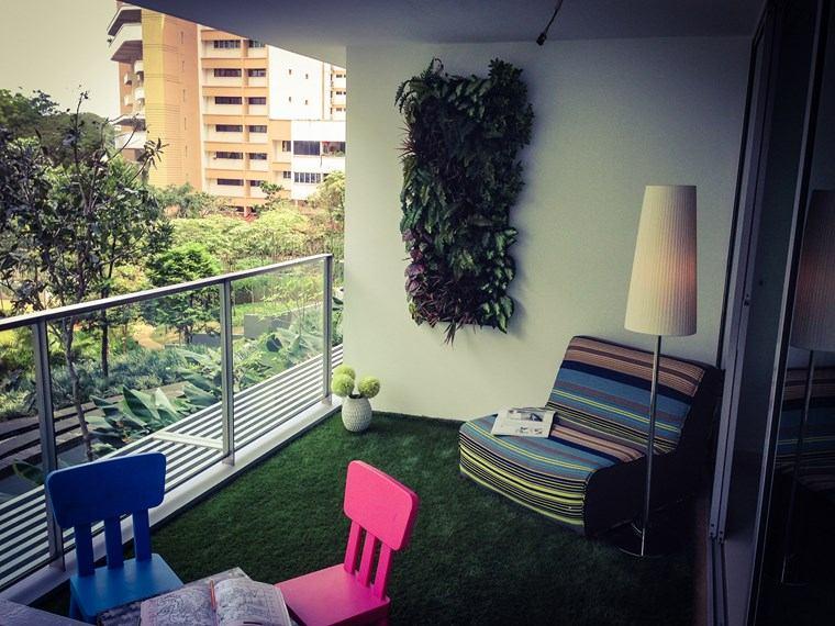 L mparas e iluminaci n original para el aire libre for Iluminacion para balcones