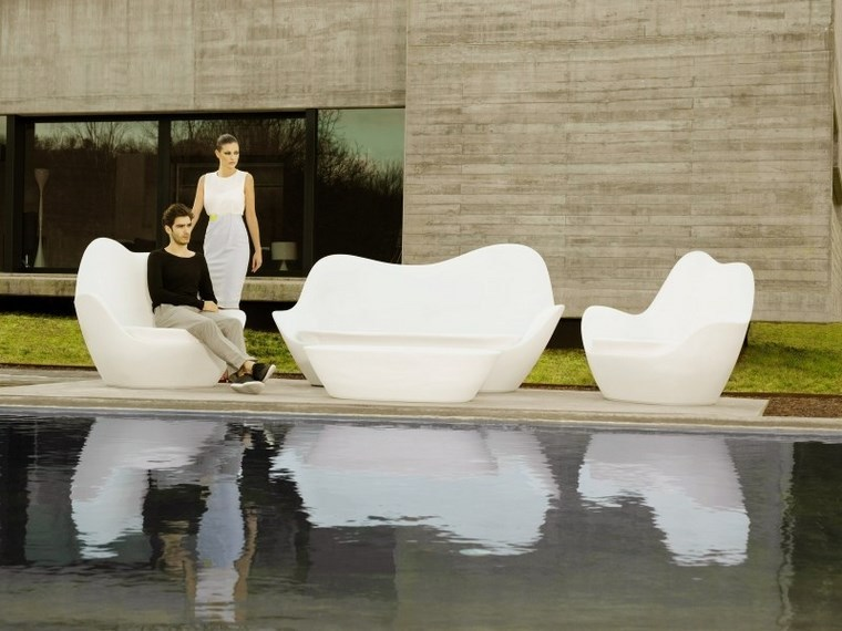 lamapras iluminacion exterior piscina jardin ideas