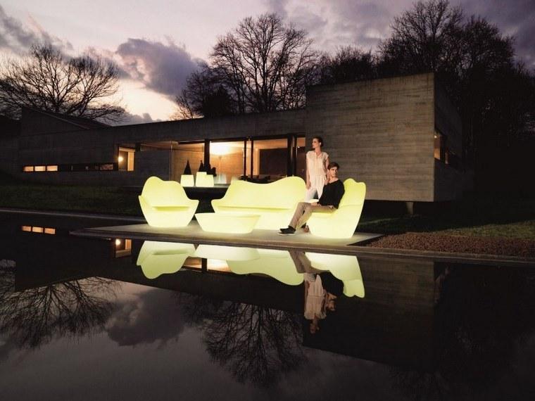 lamapras iluminacion exterior piscina sofa ideas