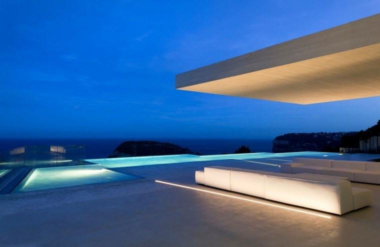lamapras iluminacion exterior suelo iluminacion LED ideas