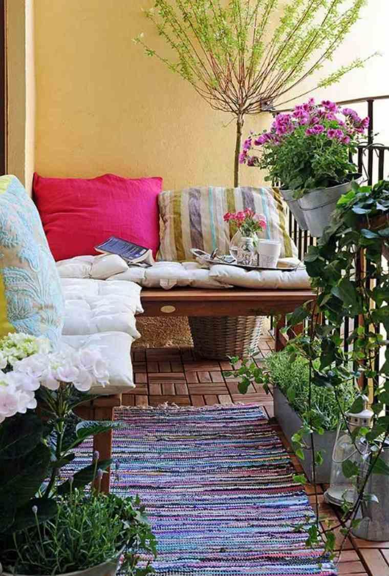 las plantas perfectas balcon arboles flores ideas