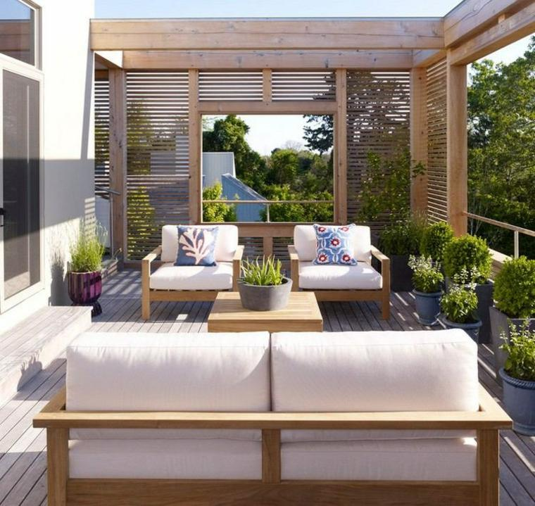 las plantas perfectas balcon muebles confortables ideas