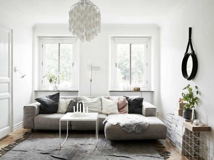 lazo salones paredes soluciones espejos plantas