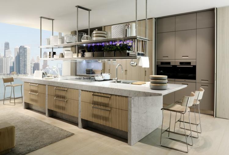 led minimalistas plantas casas vista led