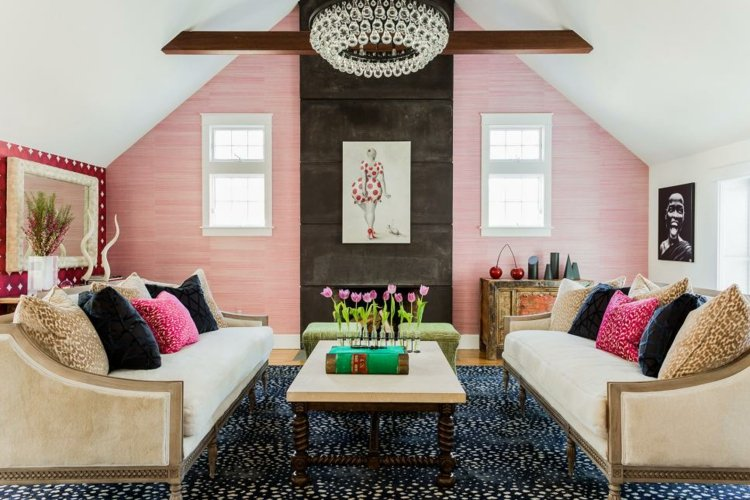 libreros casas detalles vertientes maderas colores