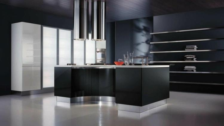 los colores cocinas diseños decorados tendencias platos