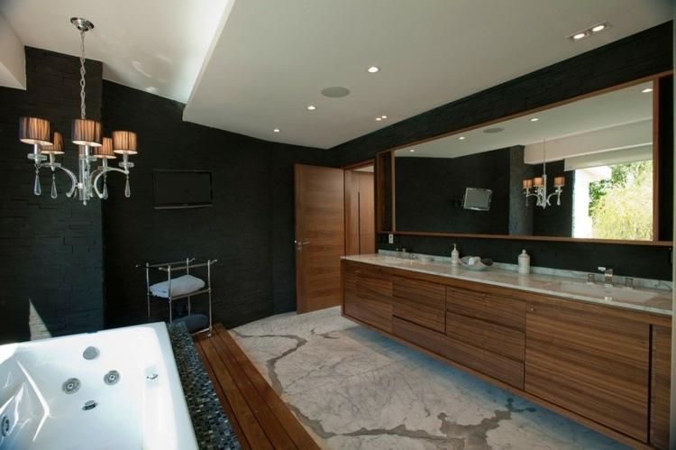 madera diseño estilos modernos creativos negros variaciones