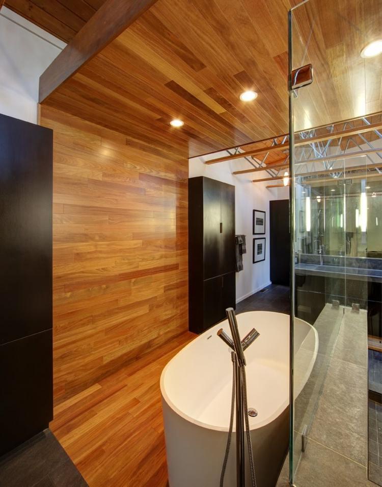 madera diseño estilos modernos creativos tendencias led
