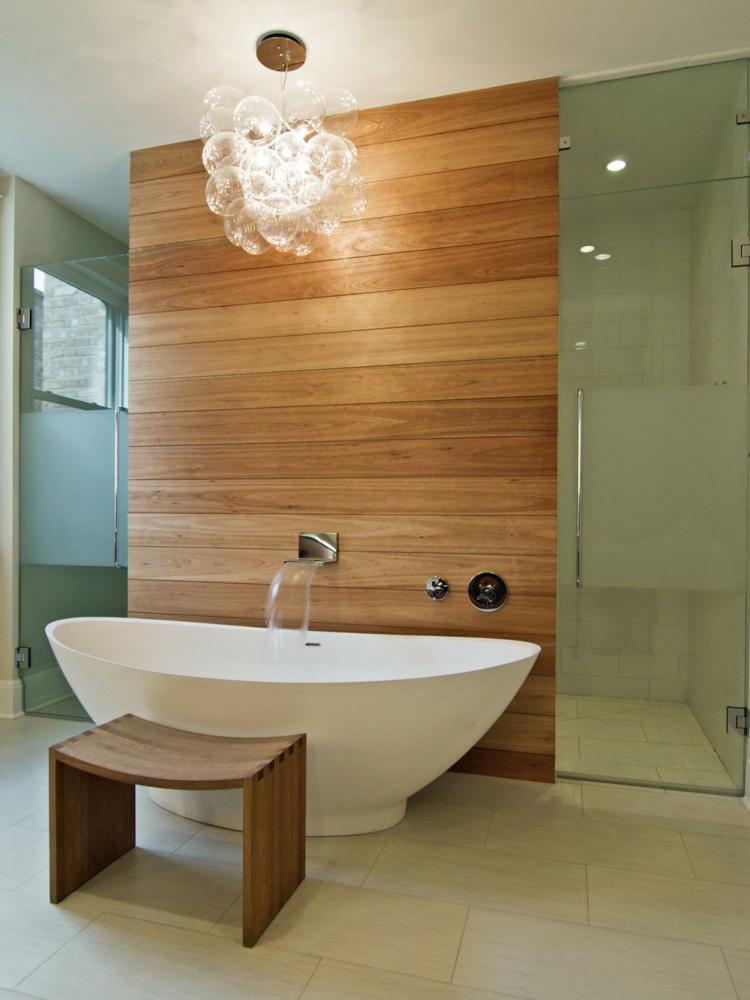 madera diseño salones cuartos baños calido