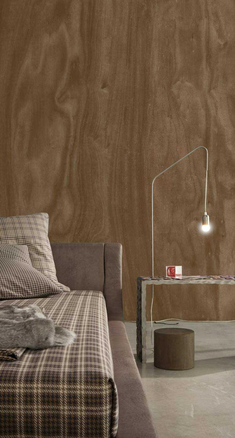 madera ideas lamparas salas verdes cuadros