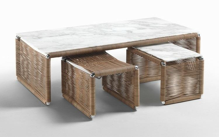 mesas decorasdos ideas tendencias blanco