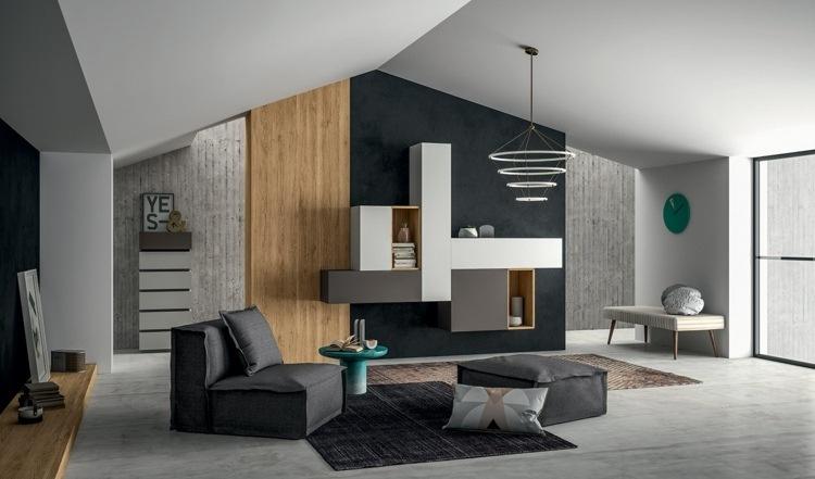 mobiliario paredes oscuros situaciones oscuros
