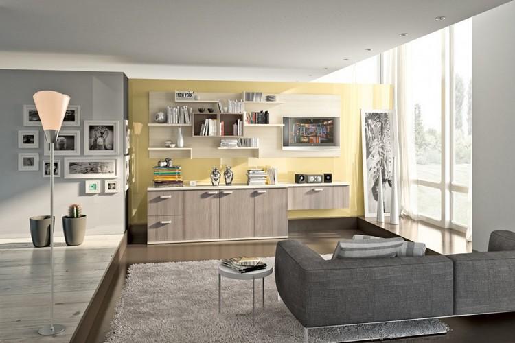 mobiliario paredes soluciones diseños luminosos calor