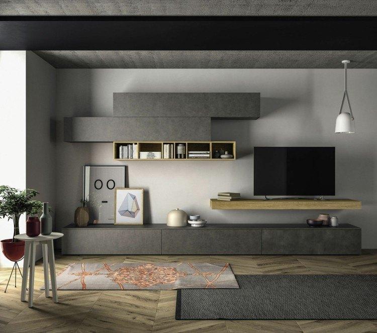 mobiliario paredes soluciones grises detalles cuadros
