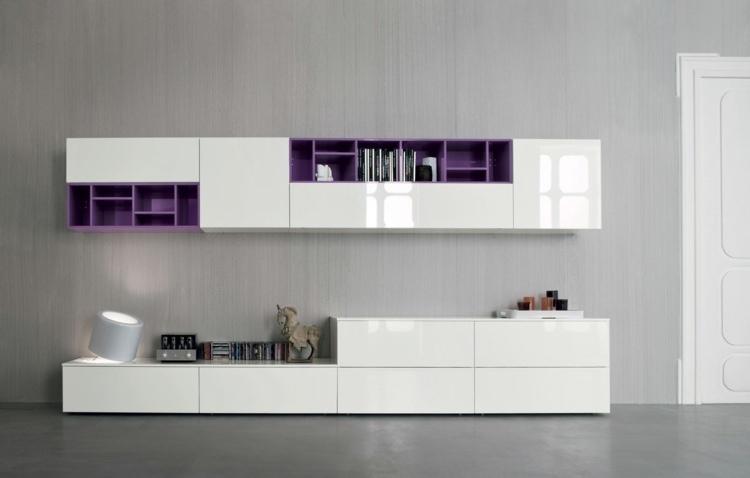 mobiliario paredes soluciones tendencias caballos blancos