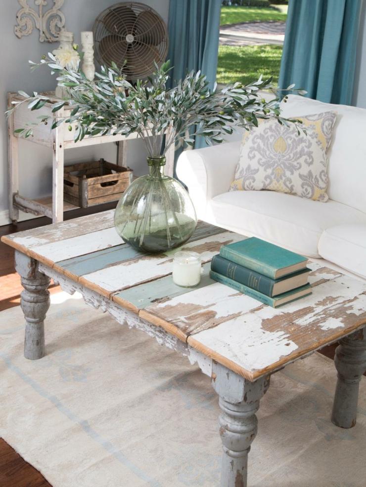 mobiliario rustico detalles plantas reusados