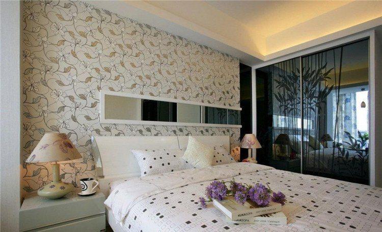 motivos florales salones casas muebles cortinas