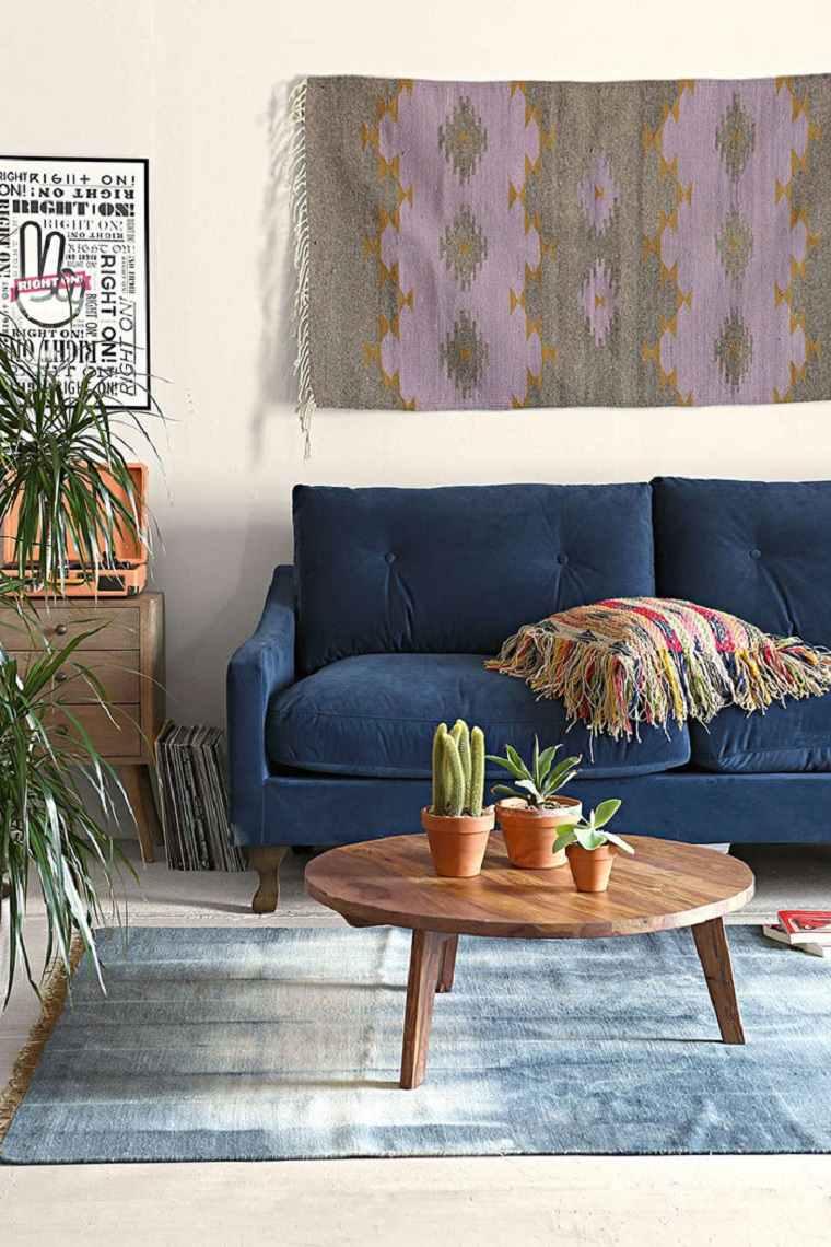 Decoracion De Interiores De Estilo Boho Chic 38 Dise Os  # Muebles El Gitano